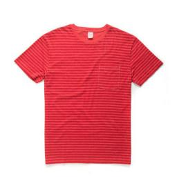 Deus Ex Machina Super Leg Tee RED