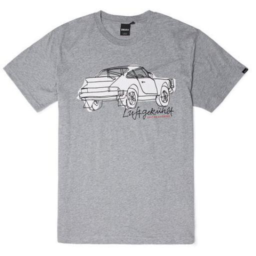 Deus Ex Machina Porsche/Cool Fins Tee