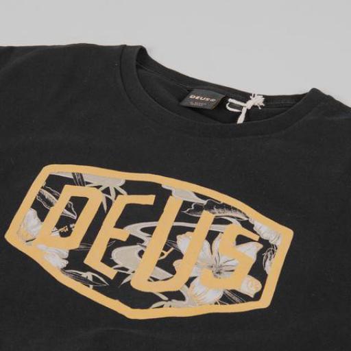 Deus Ex Machina Aloha Shield Tee