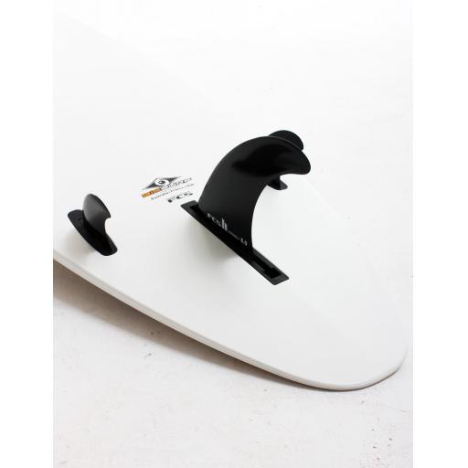 "Bic / S I C Ace-Tec Noserider Longboard surfboard 9' 4"""