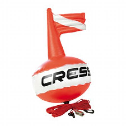 Cressi Competition Diver Down/Below Float