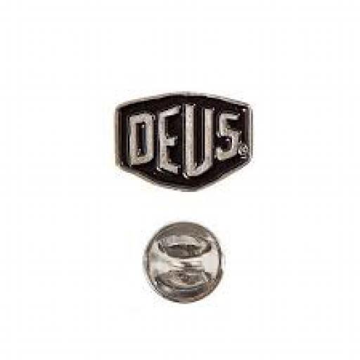 Deus Ex Machina Pin Badge