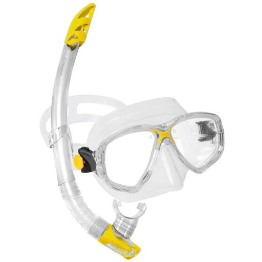 CHILDRENS CRESSI MASK/SNORKEL SET