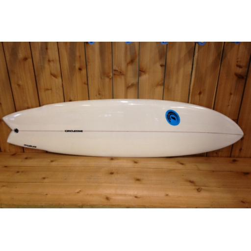 "Circle One 6'6"" FISH Package Deal"