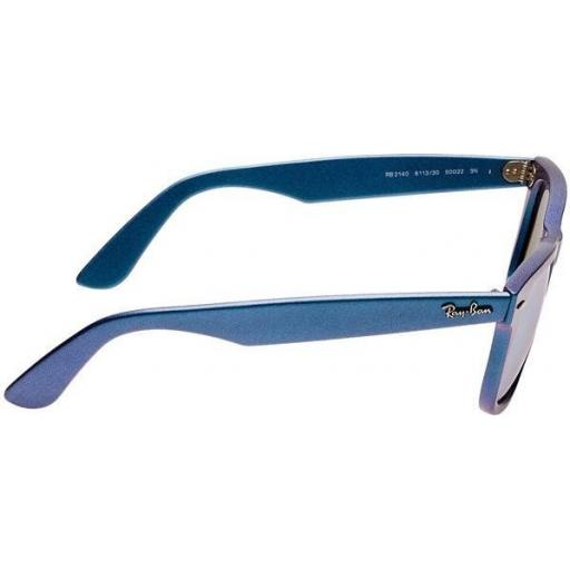 Ray-Ban Original Wayfarer Blue/Purple RB2140