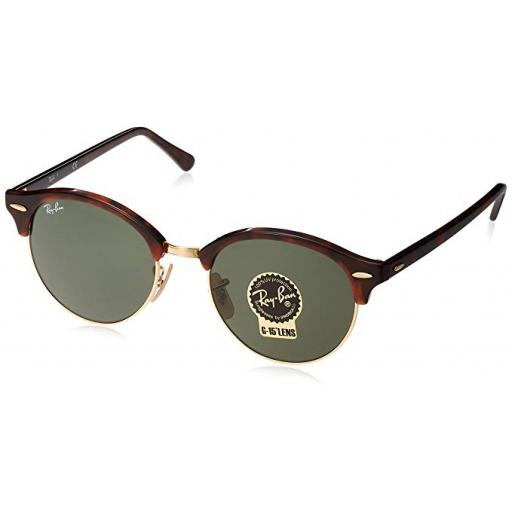 Ray-Ban RB4246 club round classic