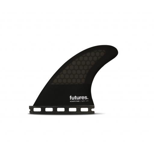 Futures QD2 4.15 Quad Rear fins