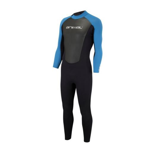 Animal Nova Back Zip Wetsuit 3-2