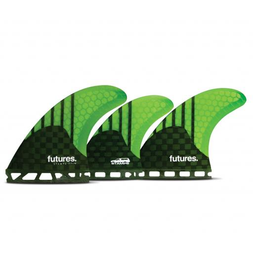 Futures Stamps Generation Series 5 fin set