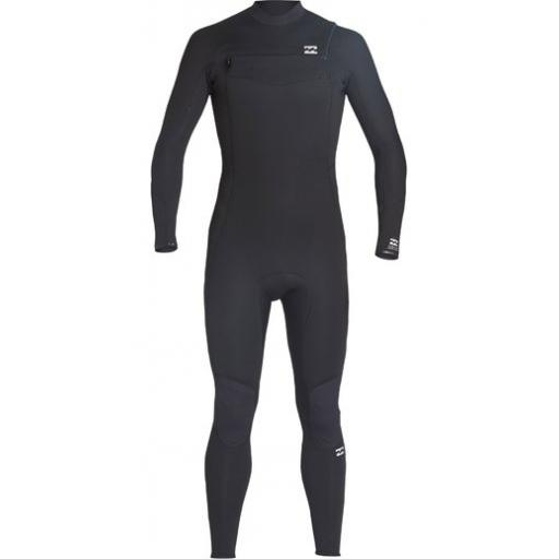 3-2mm Furnace Absolute GBS - Chest Zip Wetsuit for Men