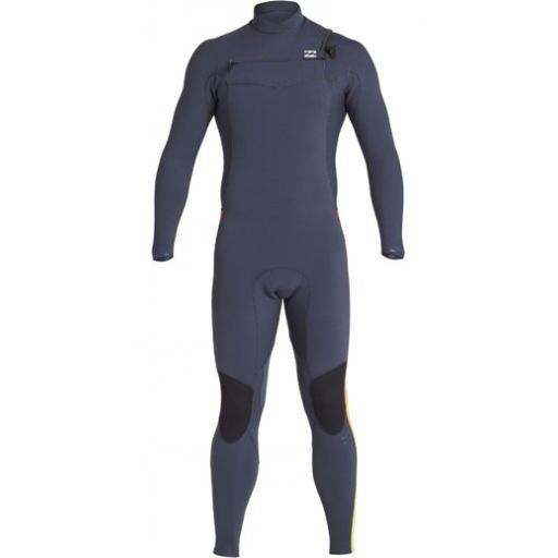 3-2mm Furnace Pro - Chest Zip Wetsuit for Men