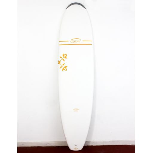 "Bic 7'6"" Mini Nose Rider (Oxbow)"