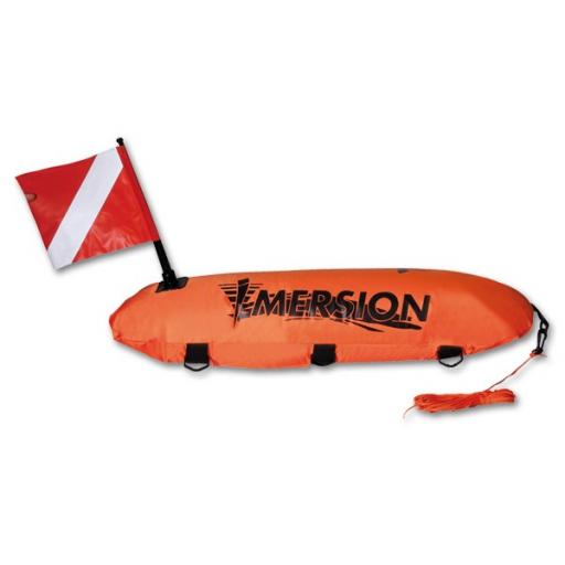 Imersion Double Bladder Torpedo Buoy / Float