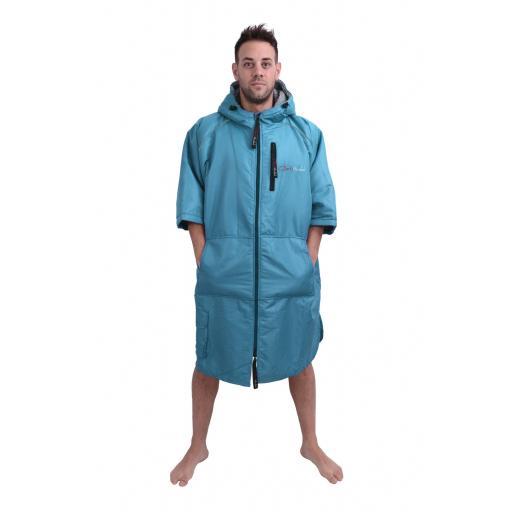 Charlie McLeod Eco Short Sleeve Sports Cloak