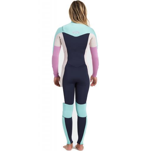2020 Billabong Womens Synergy 54mm Chest Zip GBS Wetsuit U45G34 - Navy Back.1000x2000.jpg