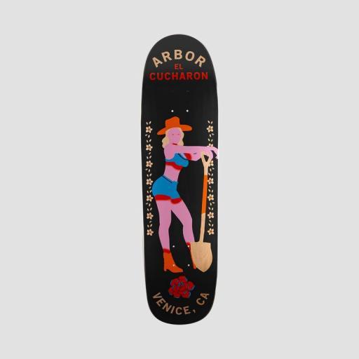 "ARBOR LEGACY CUCHARON DECK - 32 X 8.75"""