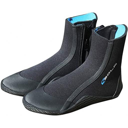 SOLA 5MM ADULT ZIP BOOT