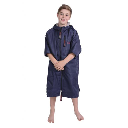 Charlie McLeod Short Sleeve Sports Cloak for Kids