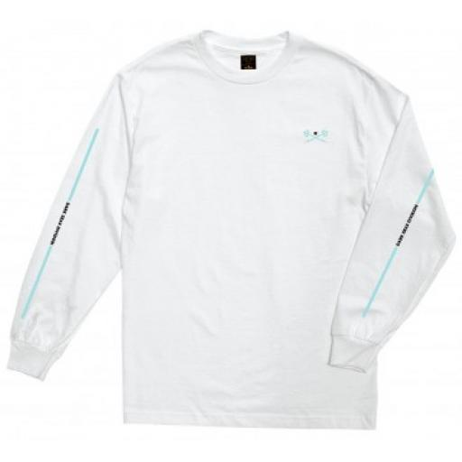 Dark Seas Division Fineline Long Sleeve T-shirt