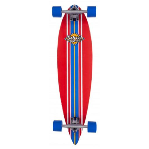 D Street Pintail Ocean Longboard