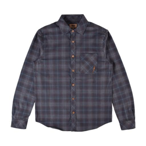 Lightning Bolt Surfboards & Clothing Dean Flannel Shirt