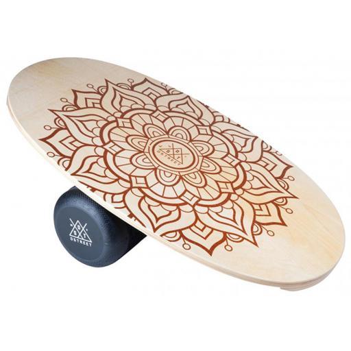 D Street Mandala Balance board