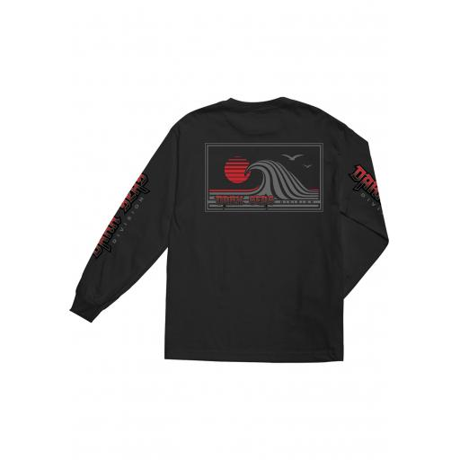 Dark Seas Division Raw Power Long Sleeve T-shirt